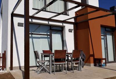 A Galería Carpintería de Aluminio en A Coruña