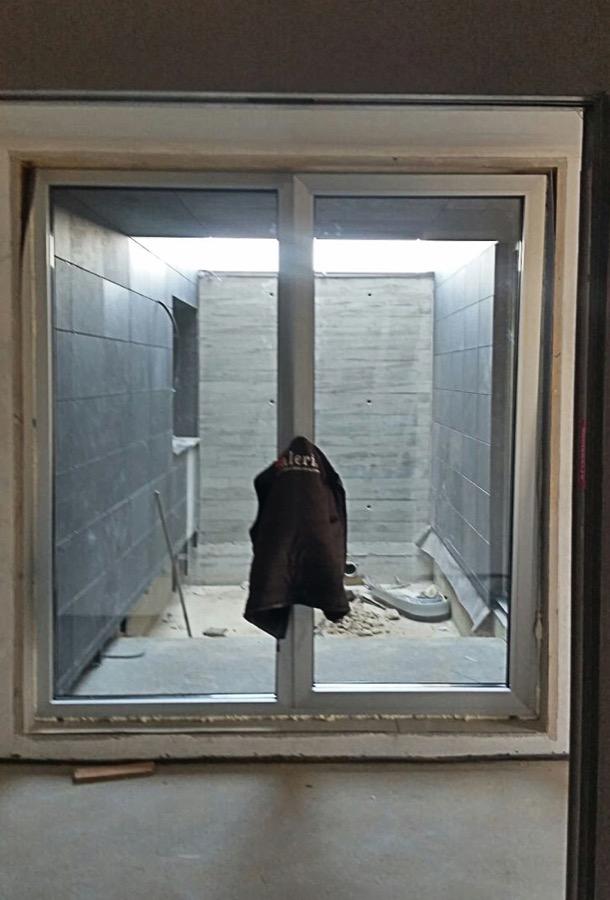 Instalaci n de ventanas de aluminio en montouto a galer a for Instalacion de ventanas de aluminio